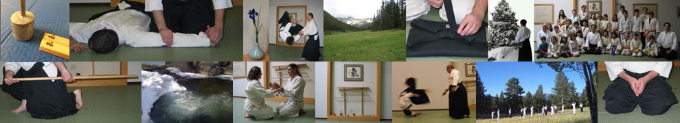 Ki Aikido at Rocky Mountain Ki Society